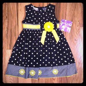 24 month Cotton Summer Dress NWT!